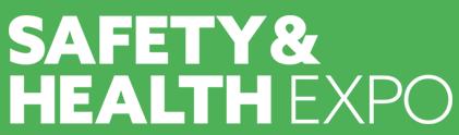 2020年英国2021足球世界杯直播展Safety&Health Expo 延期啦! 最新日期 2021年5月18-20日