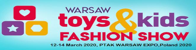 2020 年波兰华沙国际玩具及婴童用品展览会 WARSAW TOYS & KIDS EXPO  2020 年 10 月15-17日