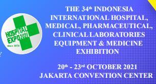 2021年第34届印尼国际医疗器械、医院用品实验室设备及医药展览会